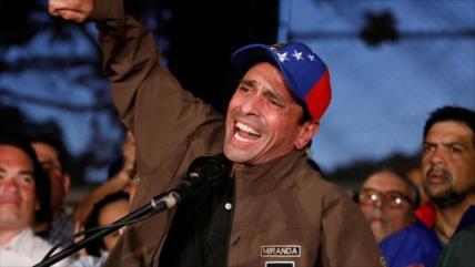 """""""Guaidó tenía un plan y fracasó"""": Capriles admite derrota del golpe"""