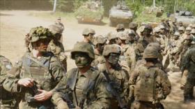 EEUU desplegará al menos 1000 militares en Polonia