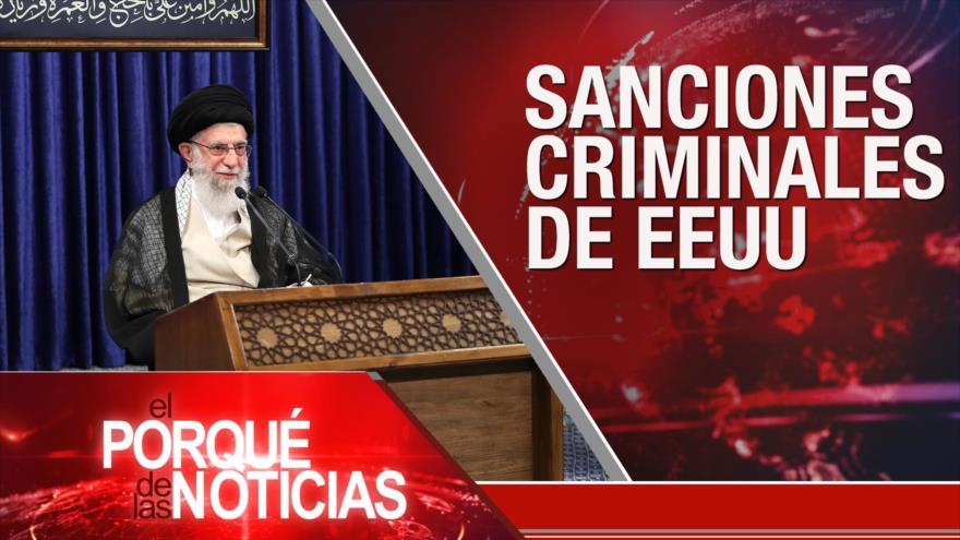 El Porqué de las Noticias: Sanciones contra Irán. Elecciones en Irak. Crisis económica de Europa