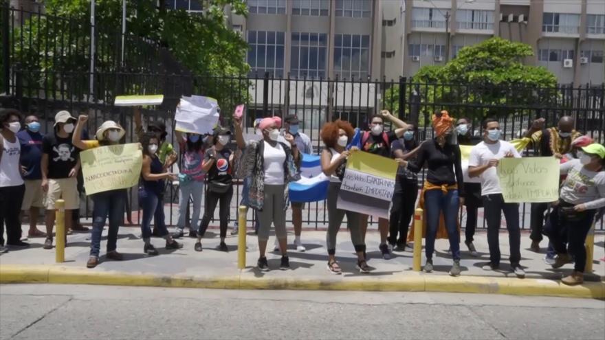 En Honduras continúa incertidumbre por garífunas secuestrados