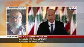 Gil de San Vicente: El Líbano y Hezbolá resisten firmes ante Israel