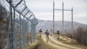 Dos guardias iraníes mueren en enfrentamiento en frontera con Irak