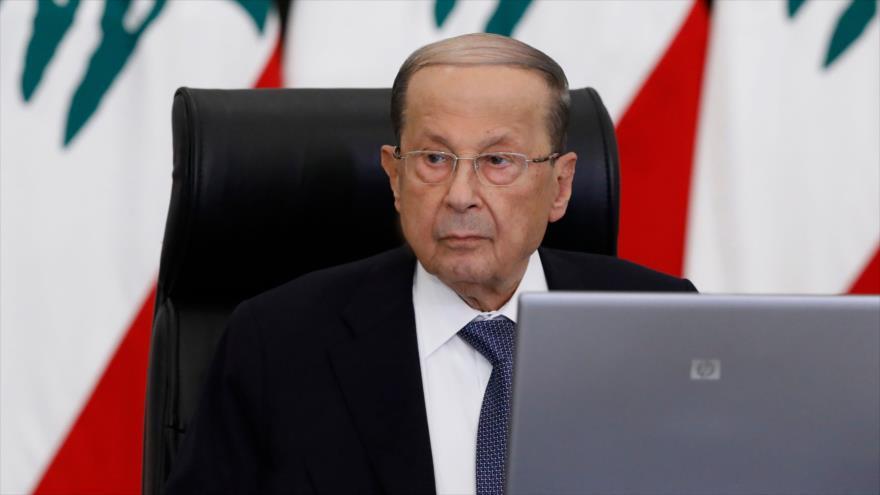 Aoun promete que El Líbano hará frente a toda agresión enemiga | HISPANTV