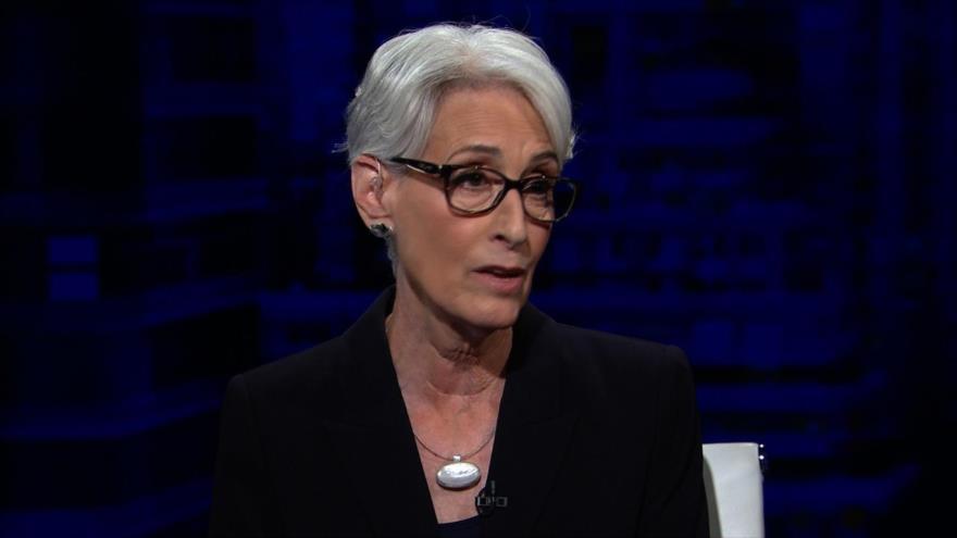 La exsubsecretaria de Estado de EE.UU. Wendy Sherman.