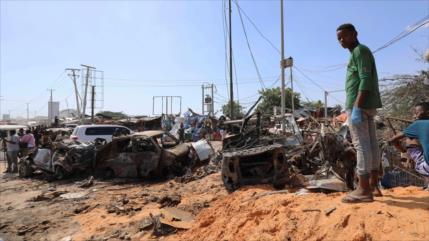 Amnistía pide a EEUU indemnizar a víctimas de ataques en Somalia