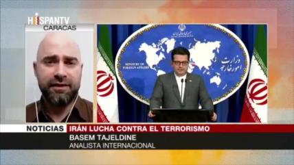 Tajeldine: Inteligencia iraní neutraliza actos terroristas de EEUU