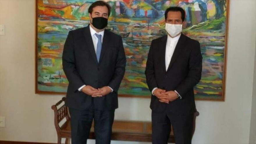 Irán y Brasil acuerdan cimentar relaciones económicas | HISPANTV