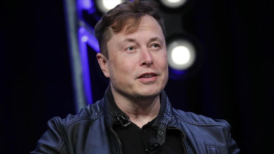 El director ejecutivo de Tesla y SpaceX, Elon Musk.