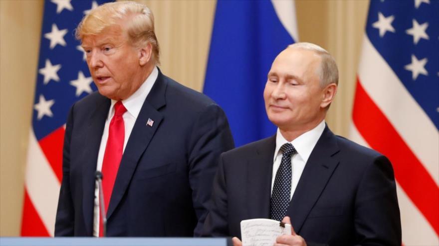 Retirar tropas de EEUU de Alemania; último regalo de Trump a Putin | HISPANTV