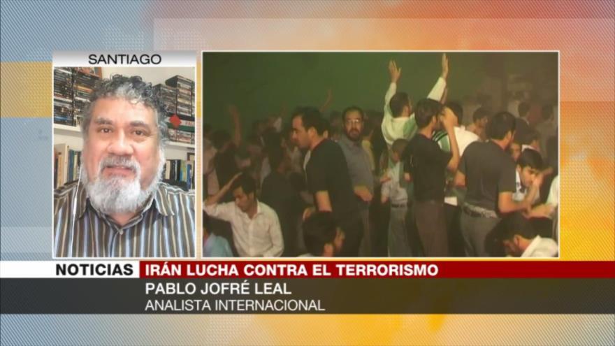 Jofré Leal: EEUU nunca pone fin a sus hostilidades contra Irán