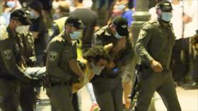 Israelíes protestan por corrupción y mala gestión ante coronavirus
