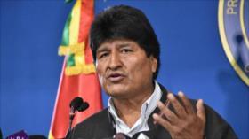 Morales rechaza presiones para proscribir al MAS en las elecciones