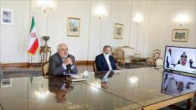 Irán llama a EAU a cooperar para garantizar la seguridad regional