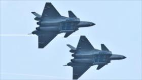 Fuerza Aérea china lanza advertencia a aeronave militar de EEUU