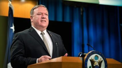 EEUU amenaza a China con sanciones por el acuerdo con Irán