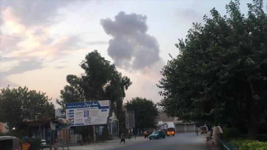 Explosión de bombas frente a cárcel en Afganistán deja 2 muertos