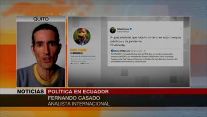 """""""Con correísmo en elecciones, cambia tablero político en Ecuador"""""""