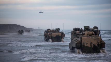 EEUU da por muertos a todos los marines desaparecidos en California