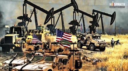 """Los """"ladrones"""" activan plan ambicioso para robar el petróleo sirio"""
