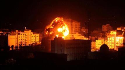 HAMAS: Israel ataca Franja de Gaza para tapar su crisis interna