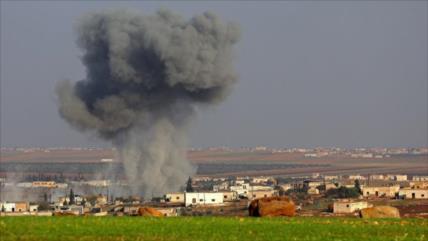 Siria destruye mayor almacén de armas de terroristas en Idlib