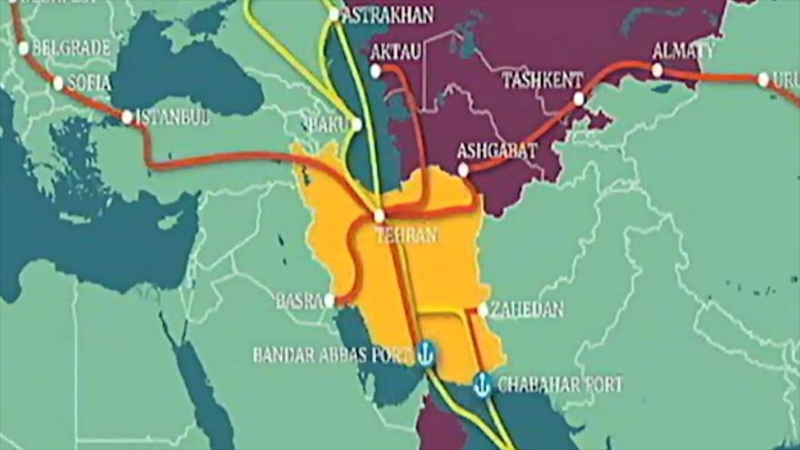 Irán y Eurasia expanden los intercambios comerciales
