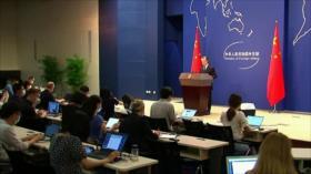 Israel contra Palestina. Tensión EEUU-China. Rafael Correa - Boletín: 12:30 - 03/08/2020