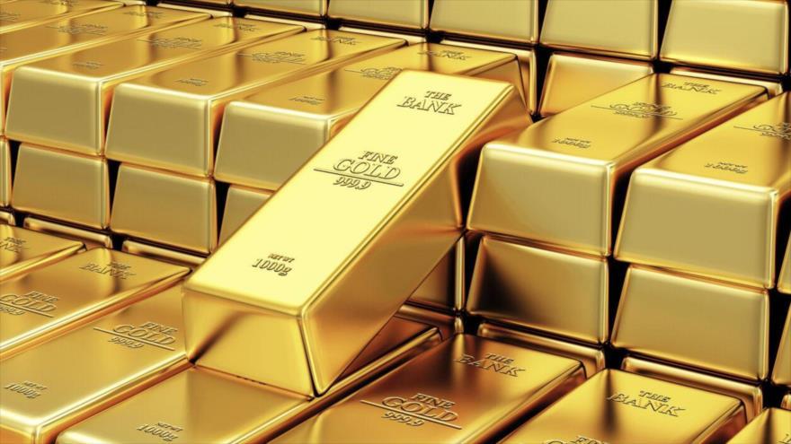 El precio de oro bate récord, $1988 la onza en medio de la pandemia de la COVID-19.