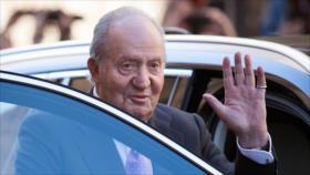 Juan Carlos I abandona España. Marchas en EEUU. Israel ataca Siria - Boletín: 01:30 - 04/08/2020