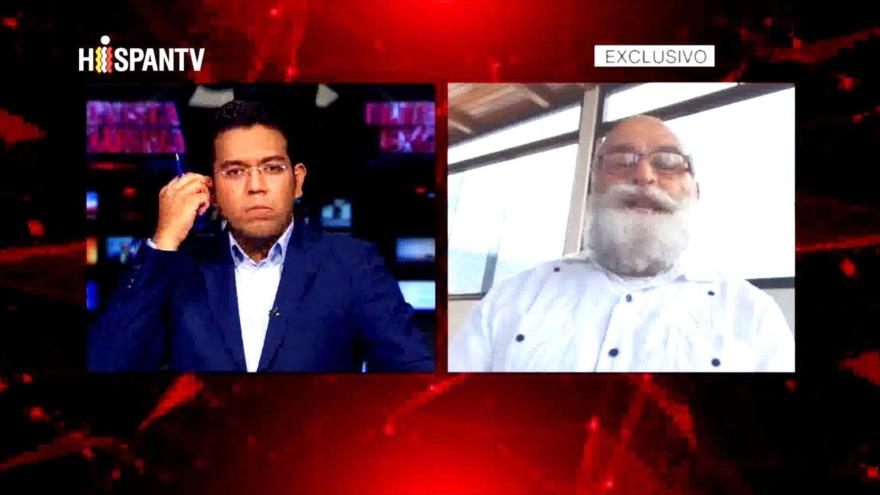Vicecanciller venezolano a HispanTV: Irán lleva vida a Venezuela