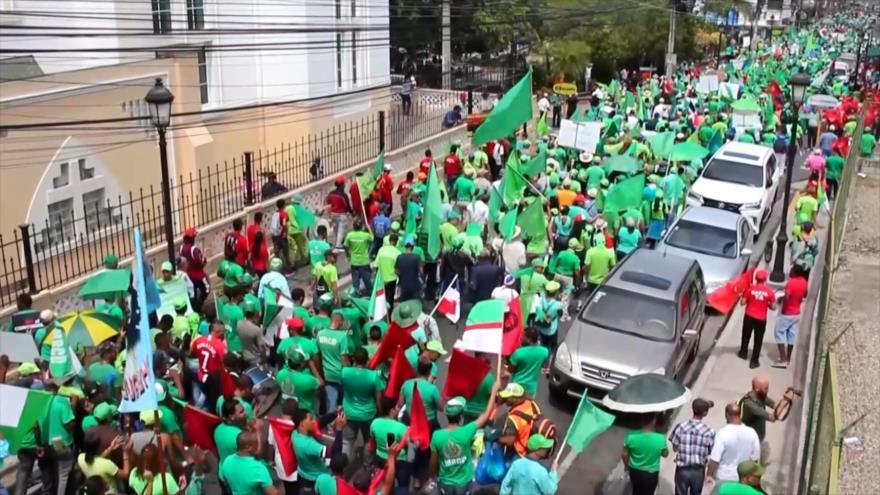 Marcha Verde rechaza borrón y cuenta nueva en República Dominicana