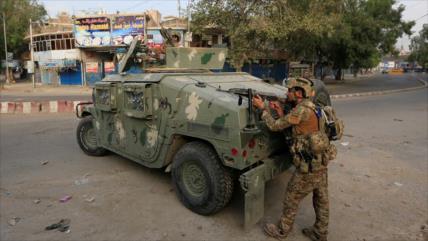 Choque en una prisión afgana con Daesh deja más de 20 muertos