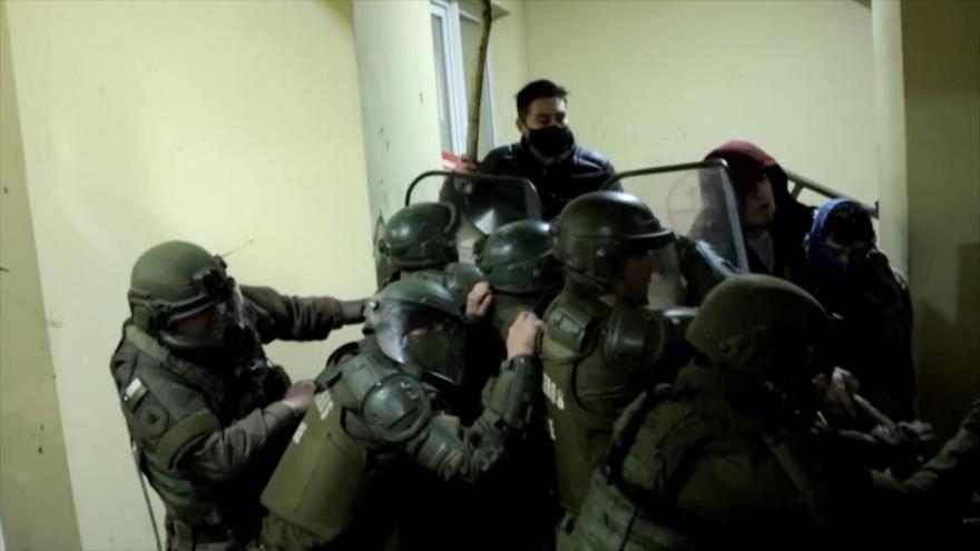 Critican al Gobierno por falta de control del conflicto mapuche | HISPANTV