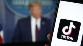 Trump prohíbe la red social china TikTok en EEUU, Pekín reacciona