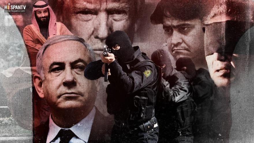 Eje EEUU-Israel-Arabia Saudí, fútil ante la red de seguridad de Irán
