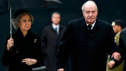 """Líder de Podemos tilda de """"indigna"""" la """"huida"""" de Juan Carlos I"""