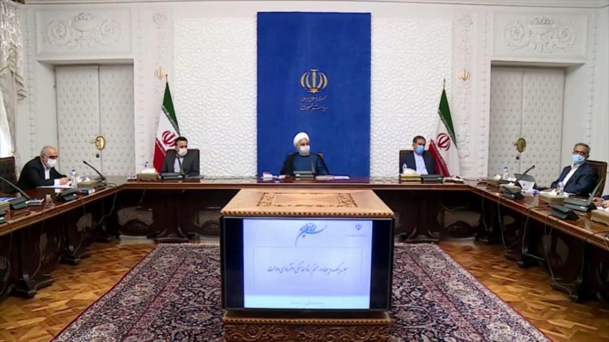 Sanciones contra Irán. Huida del rey emérito. Protesta en EEUU - Boletín: 12:30 - 04/08/2020