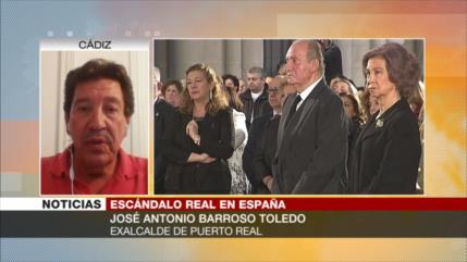 """""""Juan Carlos está en complejo de un hombre de cuerda de Trump"""""""
