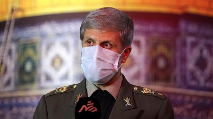 Ministro de Defensa: Irán, decidido a apoyar frente de Resistencia