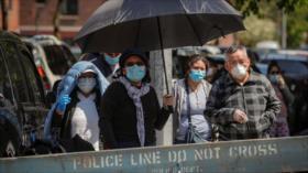 """EEUU entra en """"nueva y peligrosa fase"""" de la pandemia de COVID-19"""