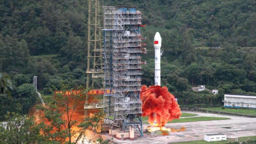 China lanza el satélite final del sistema satelital de navegación Beidou, 23 de junio del 2020. (Foto: China Daily)