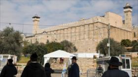 Israel toma el control de la Mezquita de Ibrahim a los palestinos