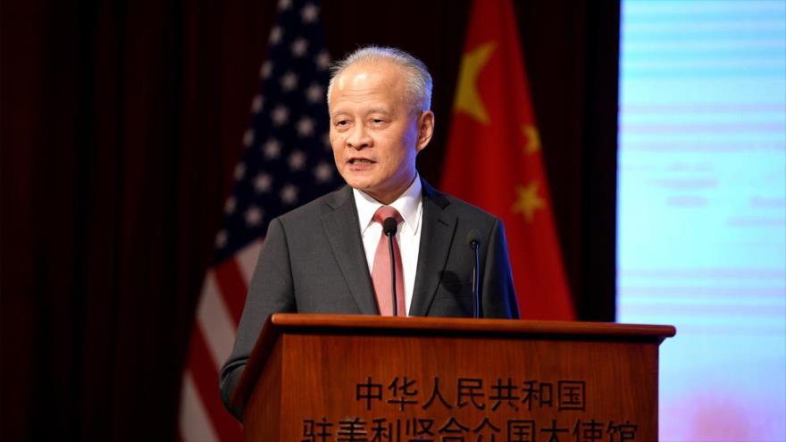 China advierte de posible estallido de una Guerra Fría con EEUU | HISPANTV