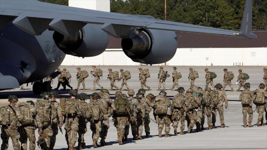 FFAA de Irak insiste en salida de EEUU pues no necesitan a extranjeros