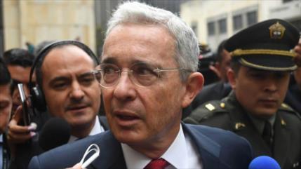 Vídeo: Histórico arresto domiciliario de un presidente colombiano