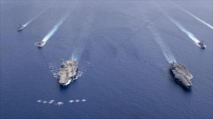 Filipina prohíbe ejercicios con EEUU en mar de la China Meridional