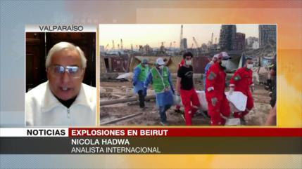 'Negligencia intencional podría haber causado explosión de Beirut'
