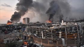 ¿Quiénes son los mayores beneficiados de la explosión en Beirut?