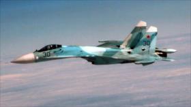 Rusia intercepta otros aviones espía de EEUU sobre el mar Negro