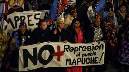 Presos políticos mapuche en Chile inician una huelga seca